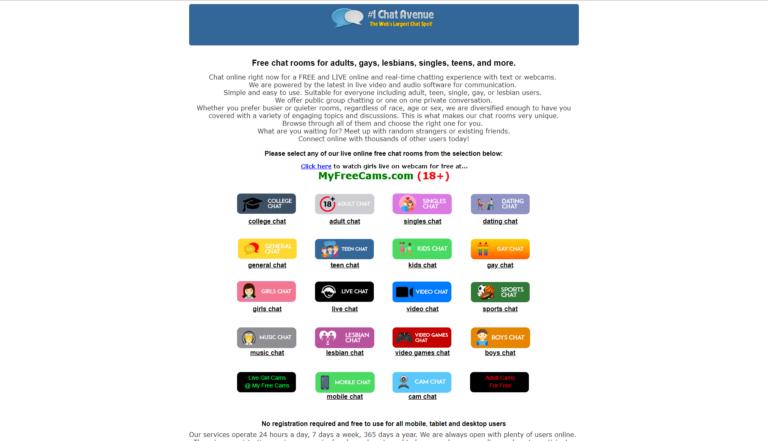 Völlig kostenlose chat-dating-site