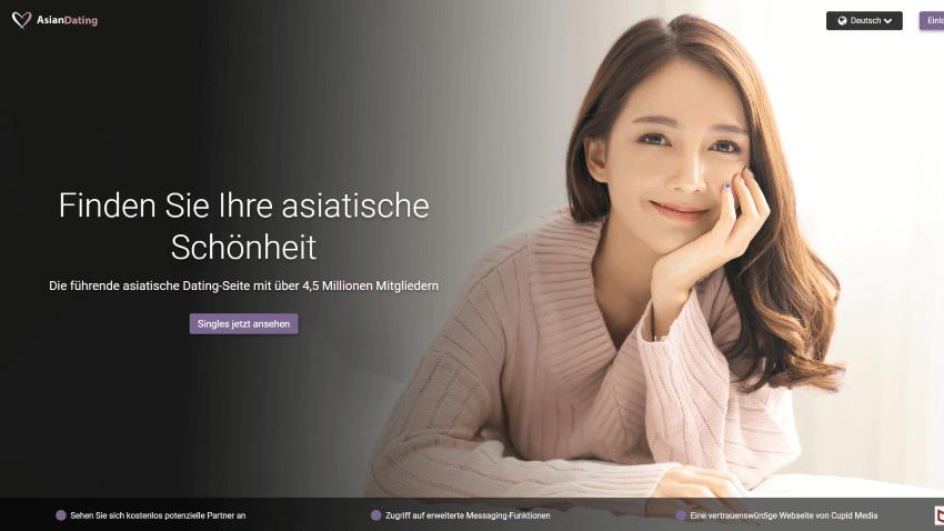 asia dating in deutschland