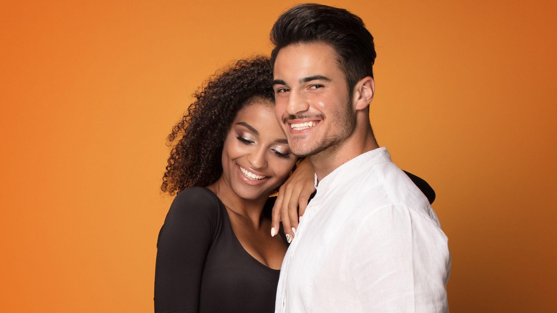 Interracial Beziehung