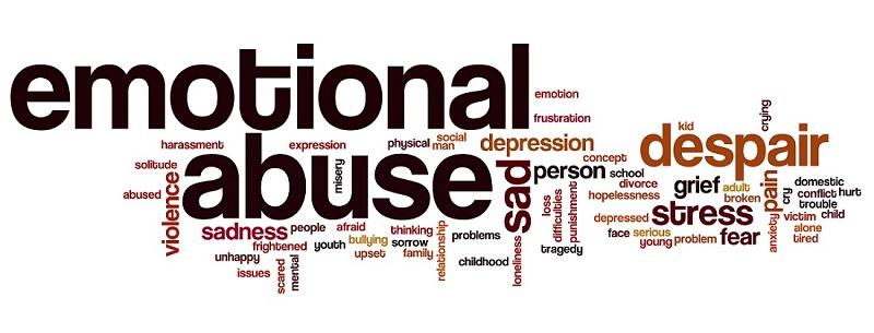Wortpool für emotionalen Missbrauch